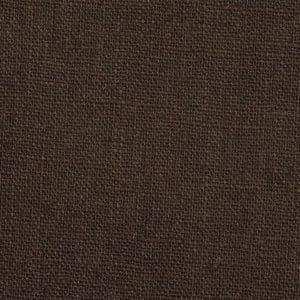 Leinen - Dunkelbraun 043