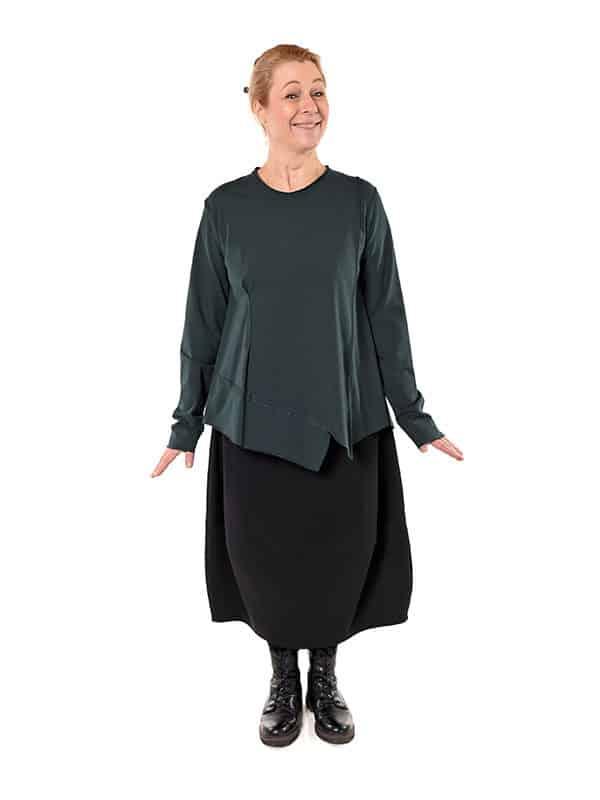 Shirt-Klara-dunkelgrün-1