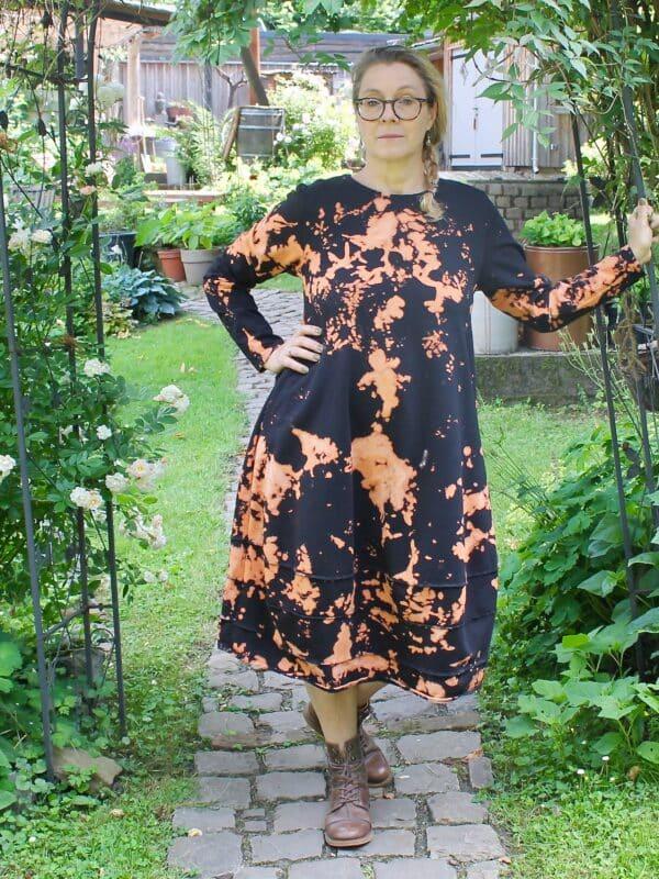 Kleid-Batik-black-1