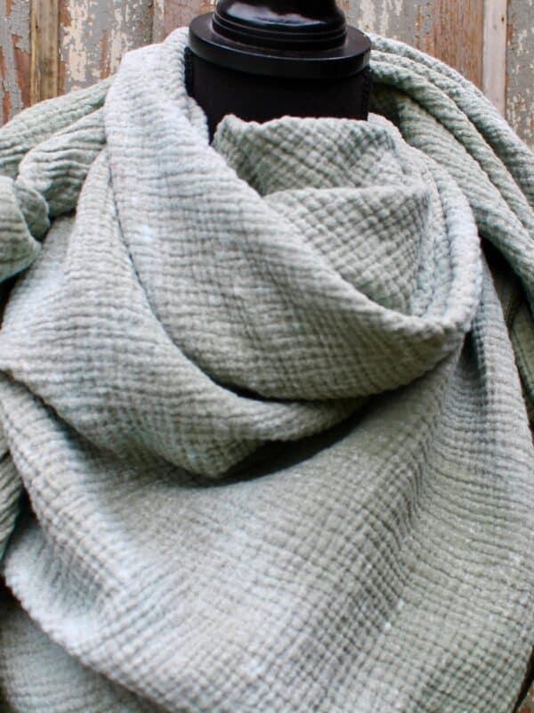 Tuch-3-Batik-olive-türkis-2